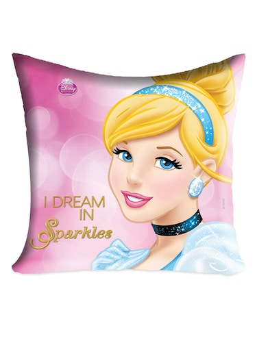Disney Princess Cushion Cover - 963847 - Standard Image - 1