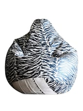 Animal Print Classic Bean Bag - Style Homez