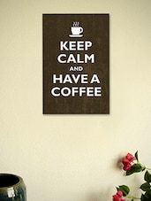 Keep Calm And Have A Coffee-Poster - Seven Rays