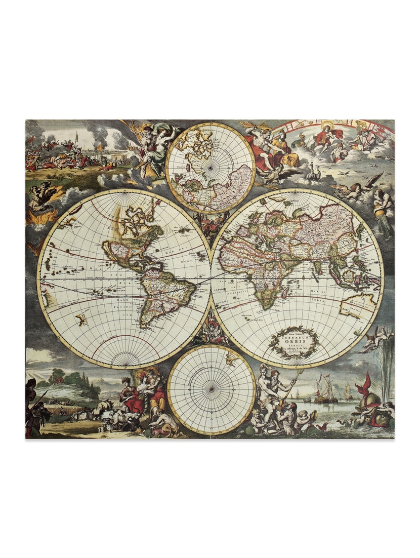 Buy vintage world map 01 poster by seven rays online shopping for buy vintage world map 01 poster by seven rays online shopping for posters in india 965012 gumiabroncs Choice Image