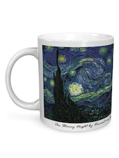 The Starry Night Vincent Van Gogh Mug - Seven Rays