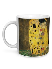 Gustav Klimt, The Kiss Mug - Seven Rays