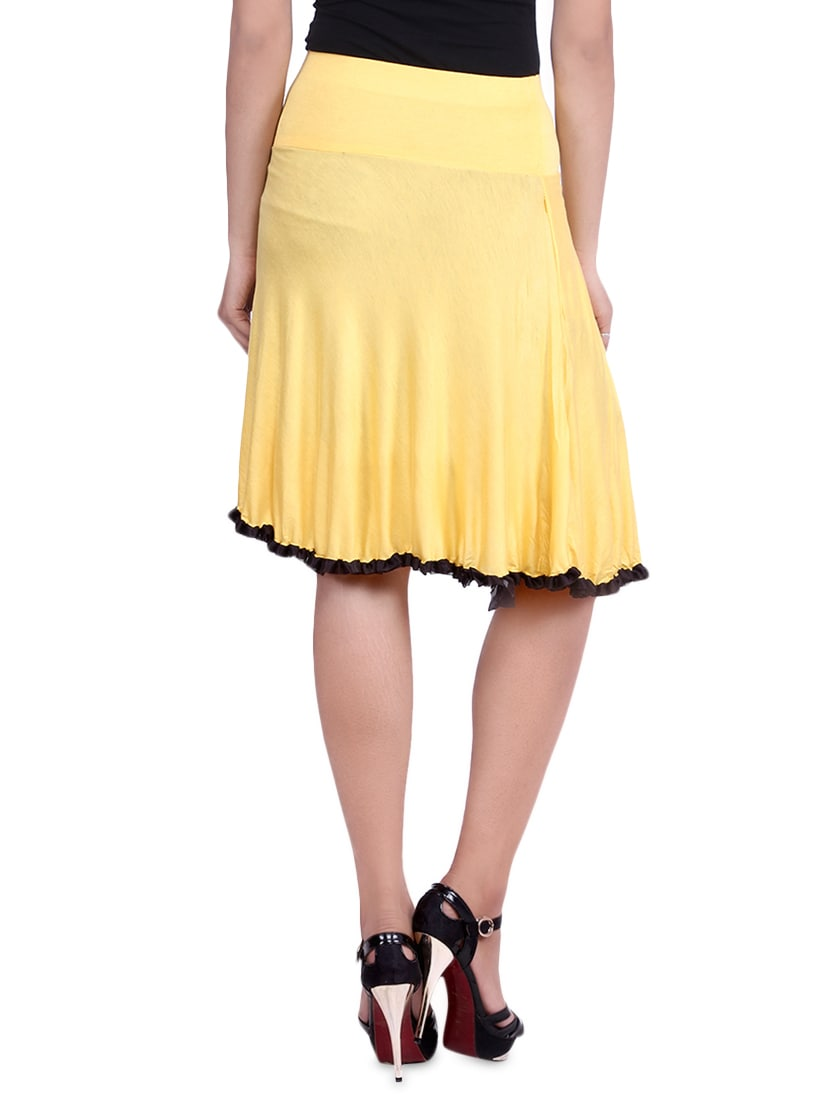 53ab8ff48b Mid Length Skirts Online India – DACC