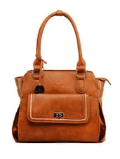 Chic brown handbag -  online shopping for handbags
