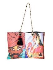 Heritage Tote Handbag - The House Of Tara