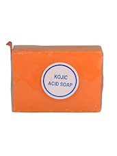 Natural Color, Kojic Acid Soap For Skin Brighiting And Hyper Pigmentation With Kojic Acid - By