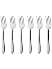 Stainless Steel Baby Fork Set - MOSAIC - 983384