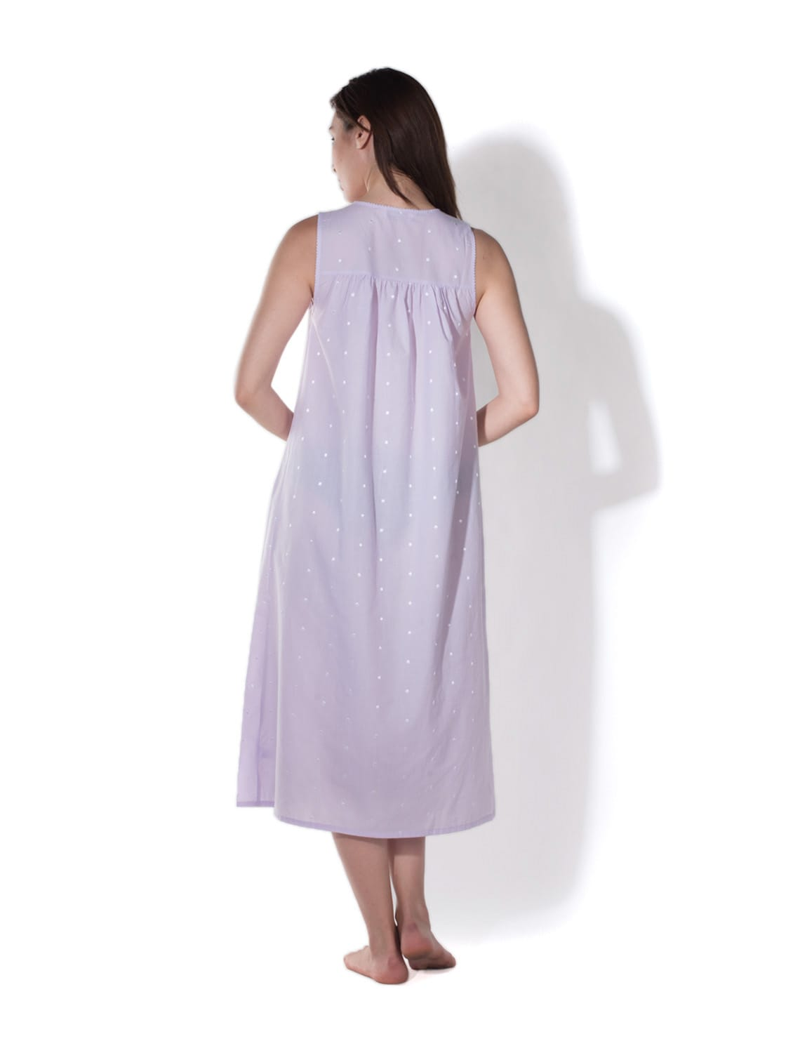 572121ea39a Buy Sleevless Long Nighty for Women from Privatelives for ₹999 at 0% off