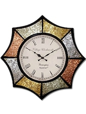 RoyalsCart Asthkon Antique Analog Wall Clock -  online shopping for Wall Clocks