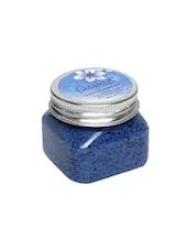 Blue Plastic Salt And Bubble - By
